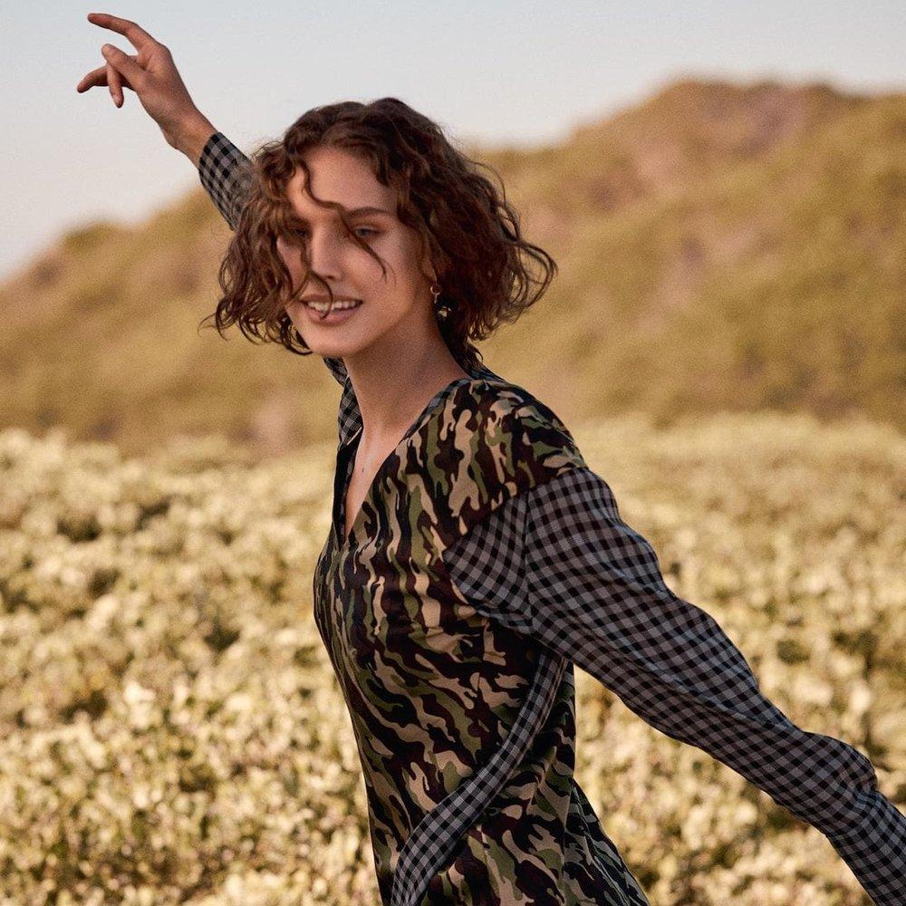 via Vogue Australia / Jake Terrey