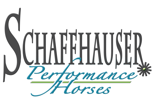 Sam Schaffhauser Performance Horses, LLC