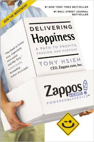 Delivering Happiness by Tony Hsieh - Rating: 9/10Completed: 8/1/2017This is a must read for anyone thinking of starting a company or anyone currently working in any field related to customer service. Key Takeaway(s): - Culture beats strategy every time. Zappos would pay toxic people to leave their company to protect the culture. - Waiting around at a company for millions of dollars in a payout deal isn't gaurunteed to bring you happiness you have a burning passion to be an entrepreneur. This is exactly what Tony Hsieh did when starting Zappos.