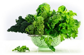 When in doubt, eat more leafy greens.  Image Source.