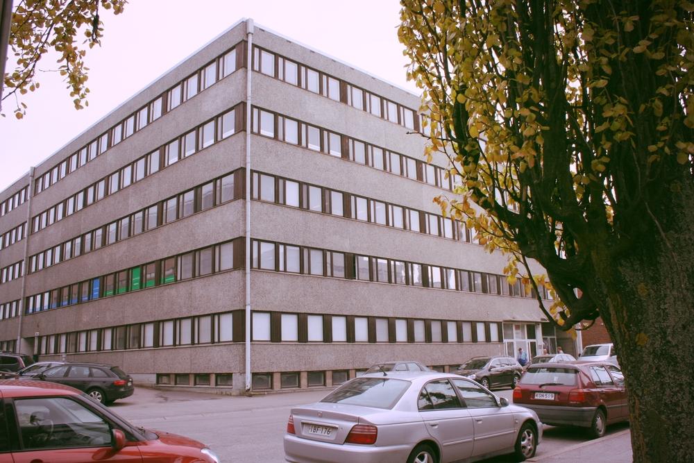 Copy of Toimitilanne Suomi, Helsinki - Lauttasaari, Itälahdenkatu 23