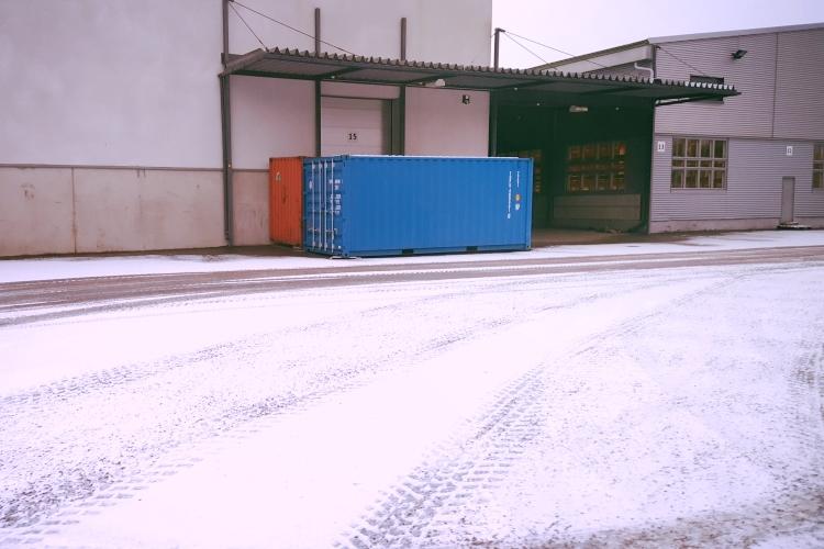 Toimitilanne Suomi, Espoo - Alaniementie, Varastokontti 13,5 m²