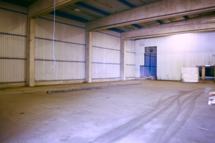 Toimitilanne Suomi, Nurmijärvi - Klaukkala, Lahnuksentie 215. Kylmä varastotila 385 m².