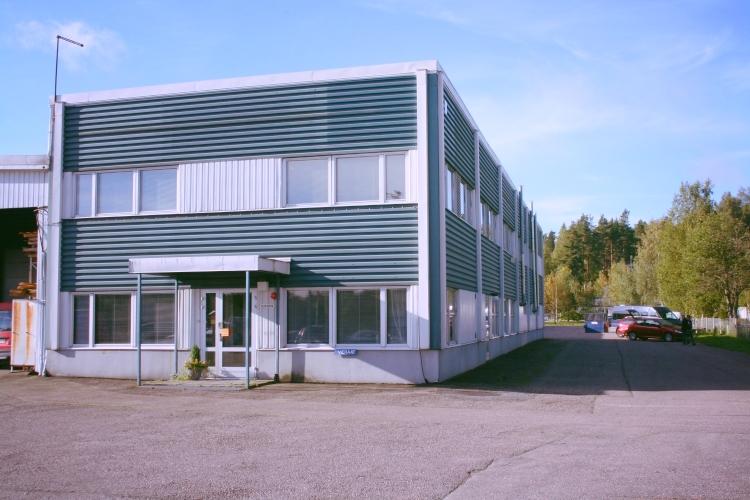 Toimitilanne Suomi, Järvenpää, Minkkikatu 1-3.