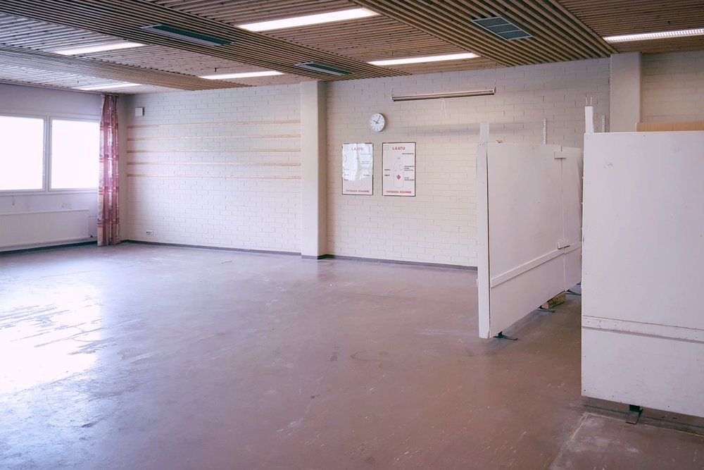 Toimitilanne Suomi, Nurmijärvi - Klaukkala, Lahnuksentie 215. Varasto- tai toimistotila 180 m².