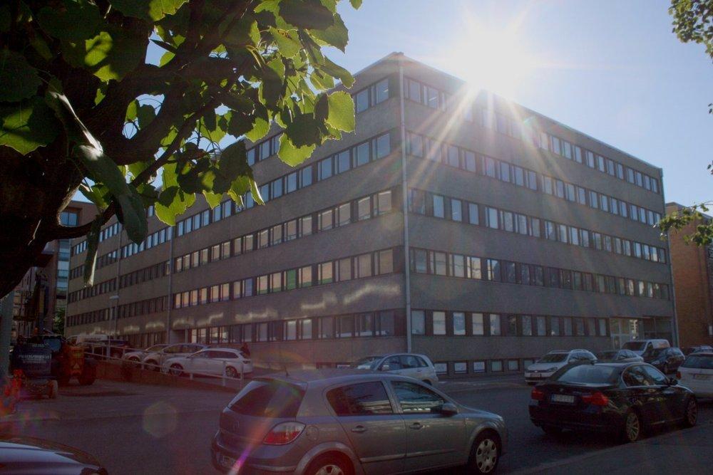 Toimitilanne Suomi, Helsinki - Lauttasaari, Itälahdenkatu 23