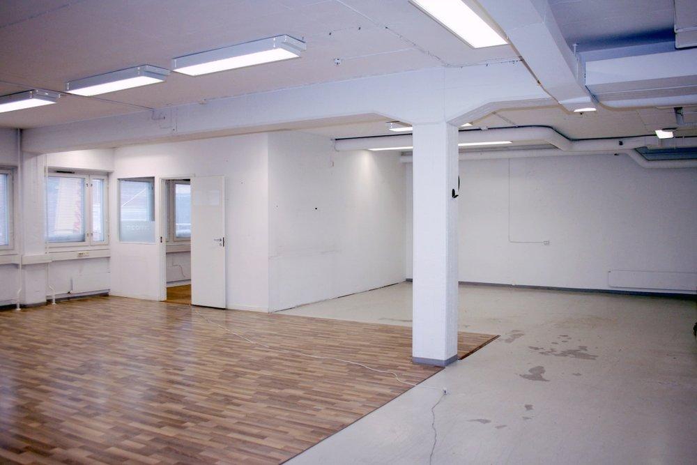 Toimitilanne Suomi, Helsinki - Lauttasaari, Itälahdenkatu 23, Toimistotila 166 m²