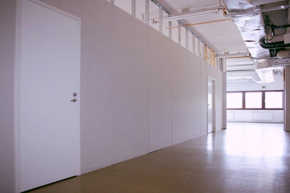 Varastotila 40 m² - Espoon Kiviruukista (Ruukinkuja 4) vuokrattiin 40 m²:n kokoinen varastotila, 3. krs.