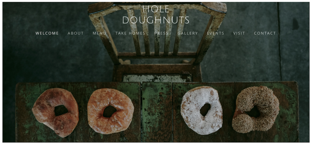 Hole Doughnuts | Authentic Asheville