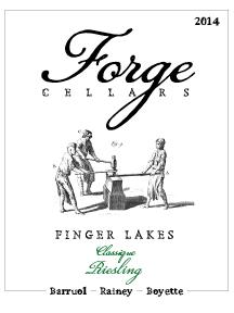 Forge Cellars Riesling