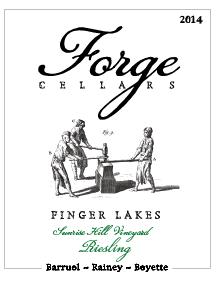 Forge Cellars Rosé