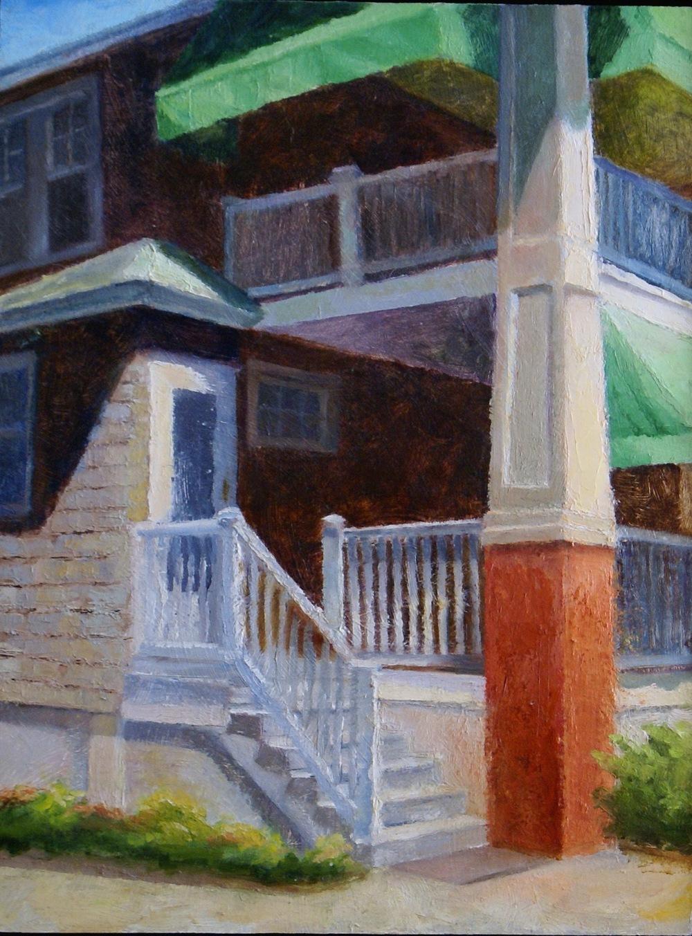 Porch and Pillar