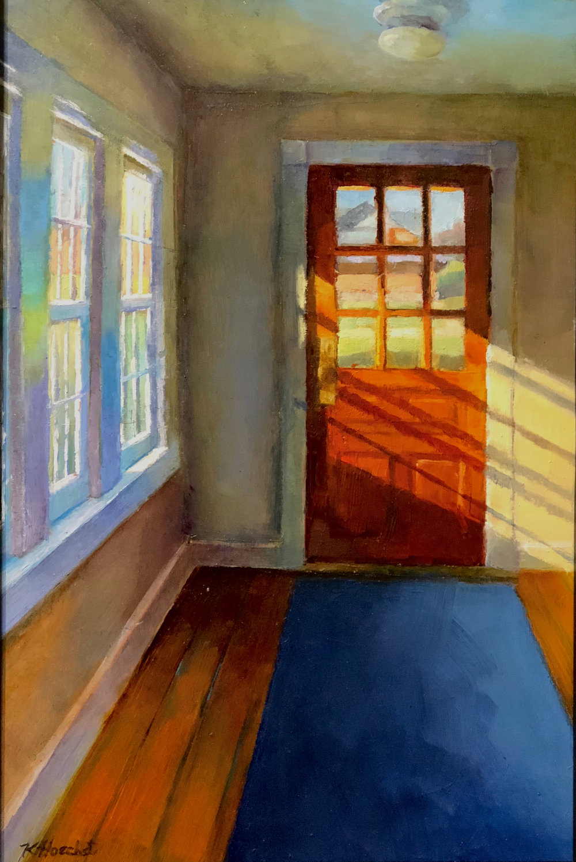 Shelburne Cottage Entry