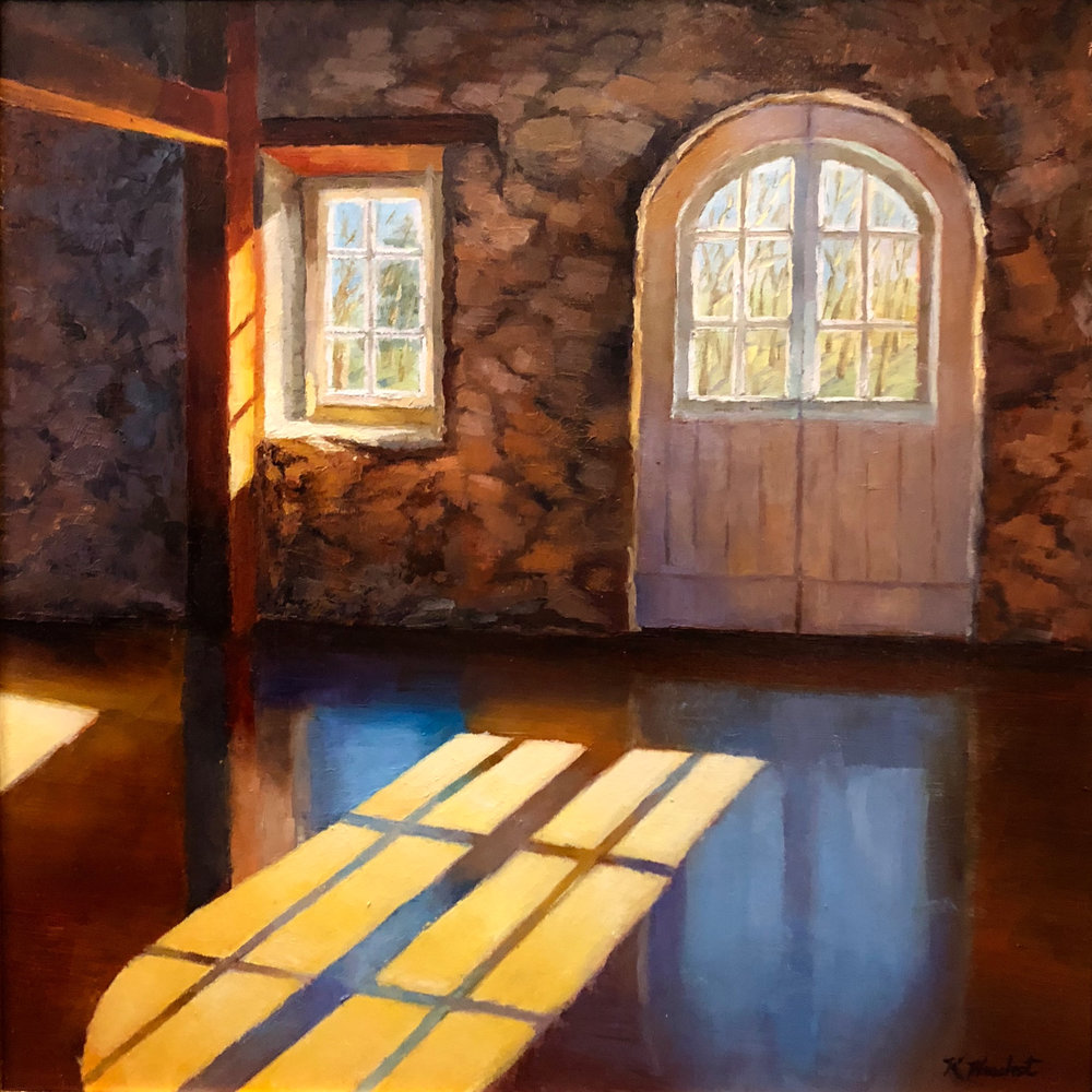 Tyler Barn Interior