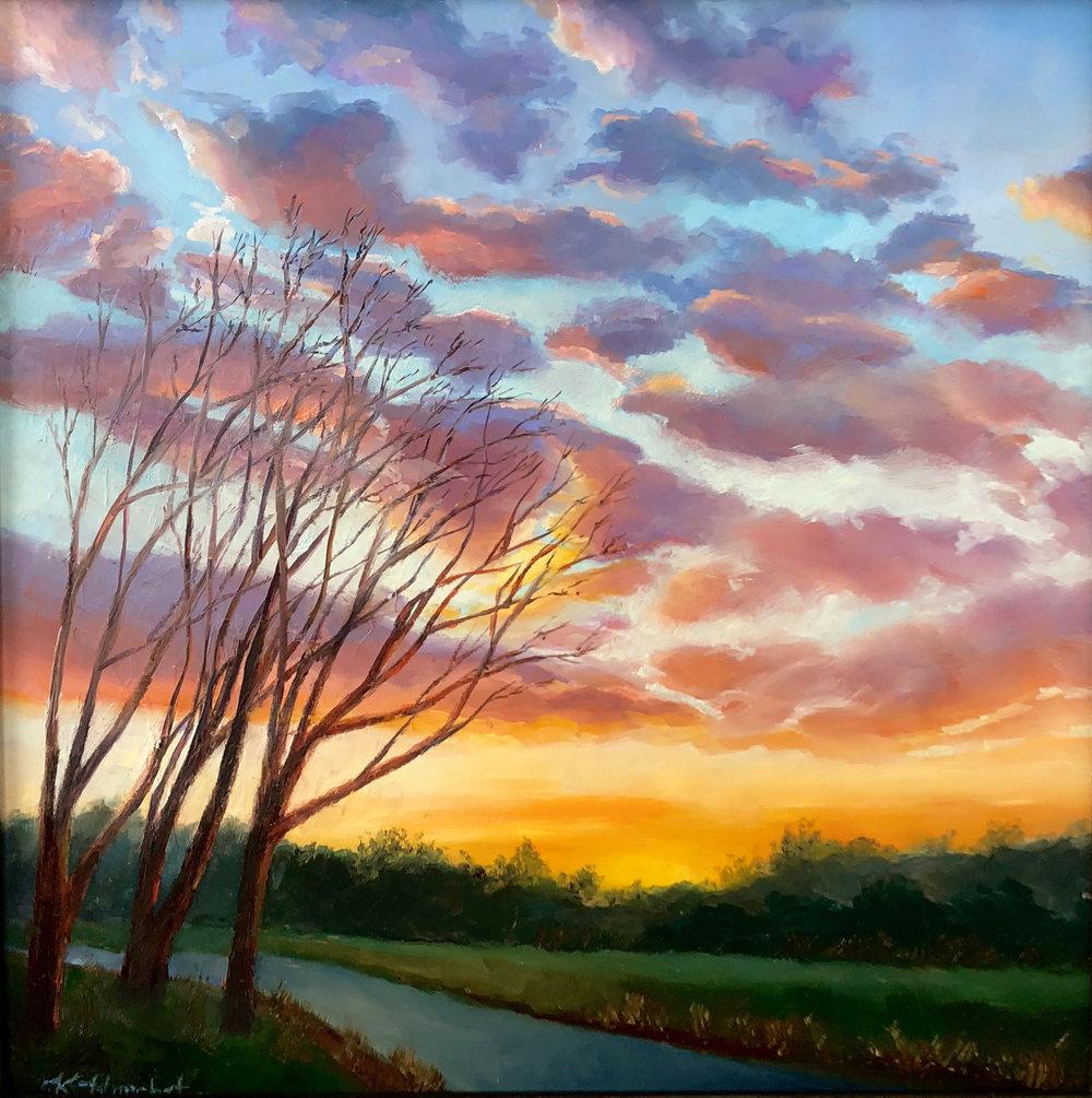 Cheney Farm Sunrise, I