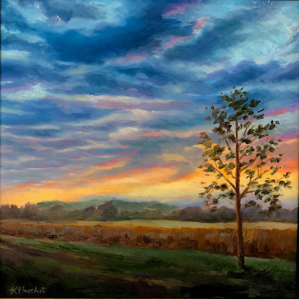 Cheyney Farm Sunrise, II