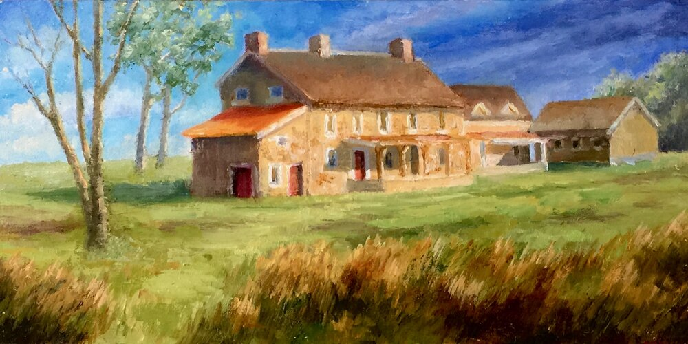 Squire Cheyney's House