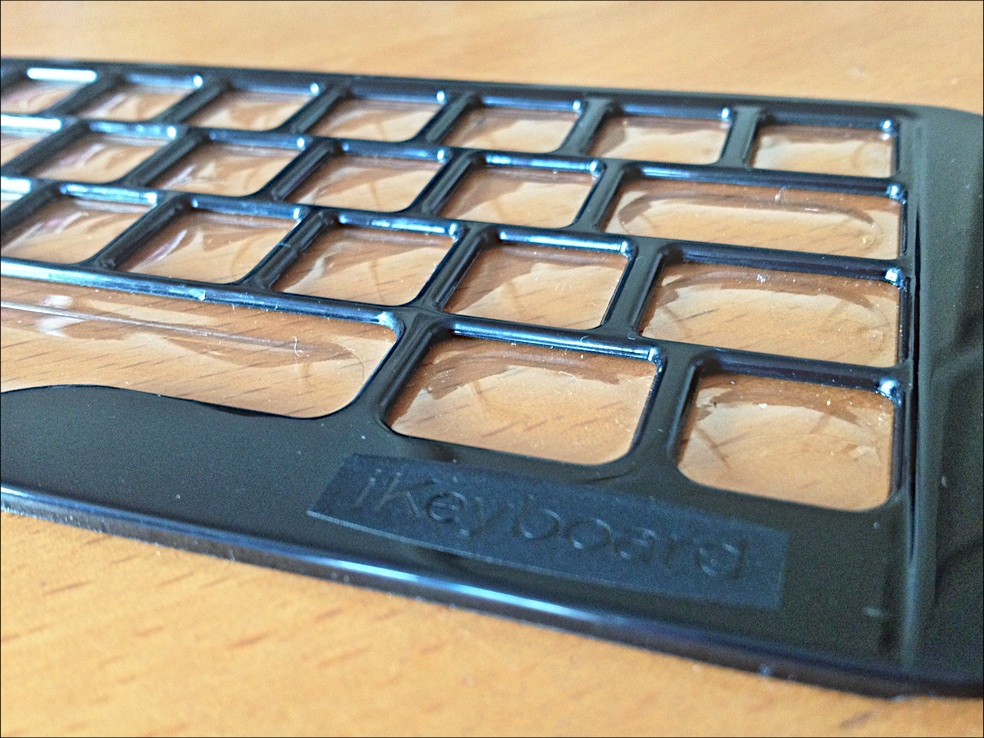 IKeyboard close up