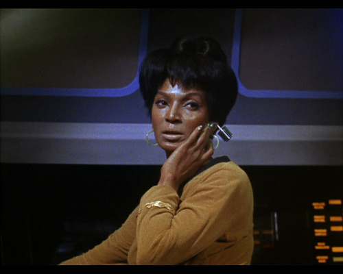 Lieutenant Uhura Communicator