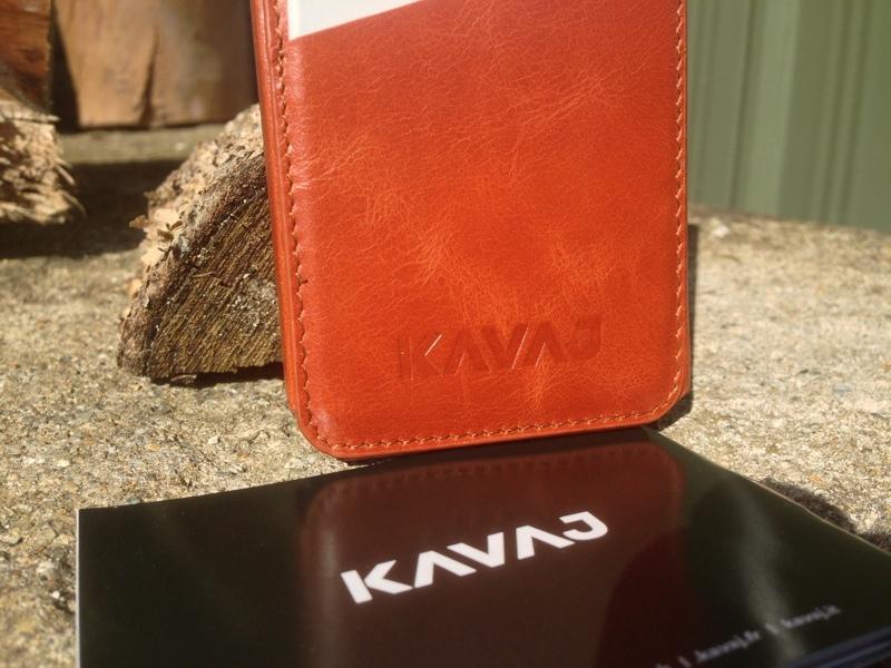 Kavaj Leather Dallas Case Bottom Half