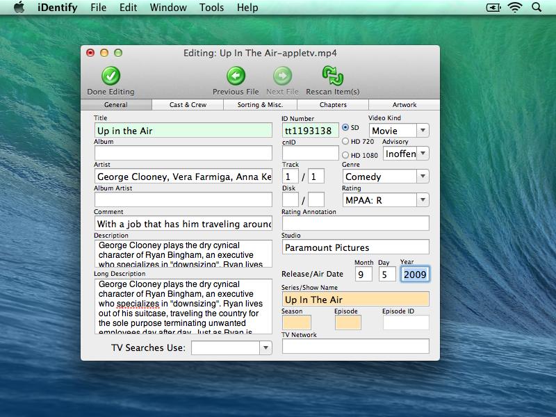 iDentify Editing Step 4