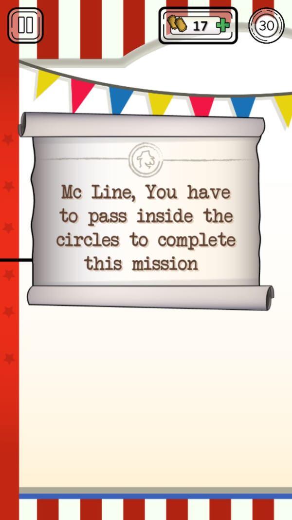 MC Line Level 3 Start