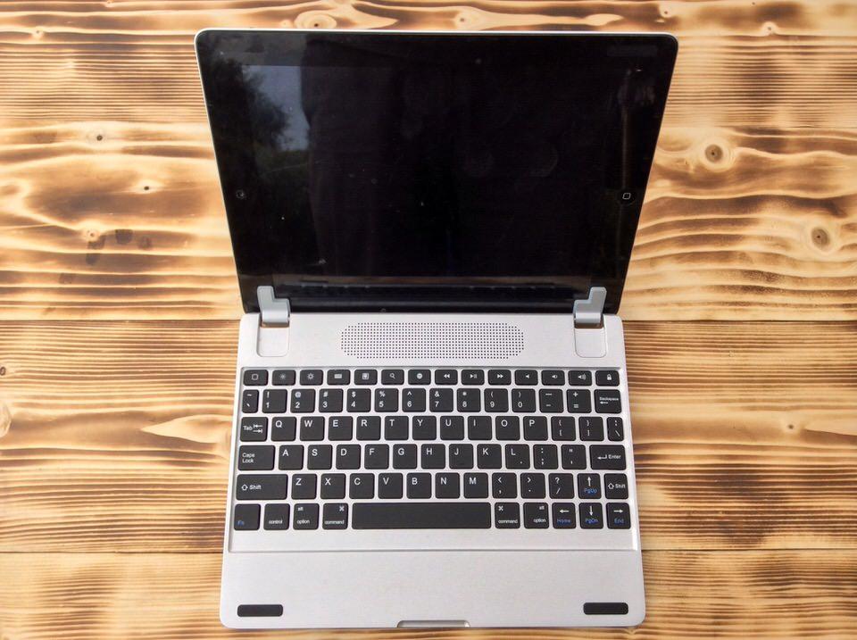 Brydge Keyboard with iPad