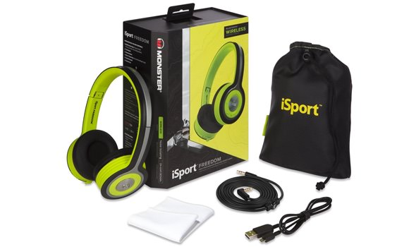 Monster iSport Freedom - Best Over Ear Headphones