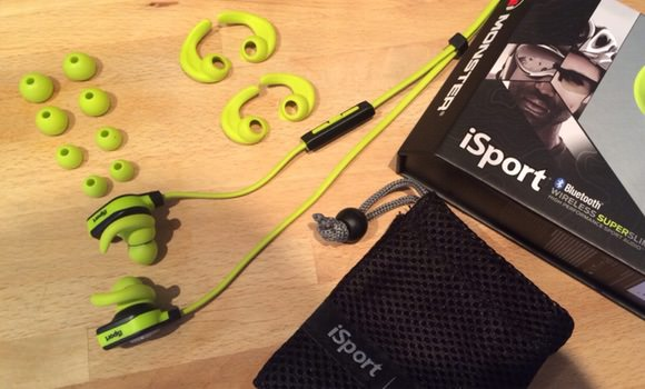 Monster iSport Super Slim - Best Wireless Headphones