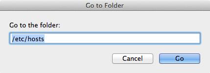 Go To Folder To Fix Facetime Error
