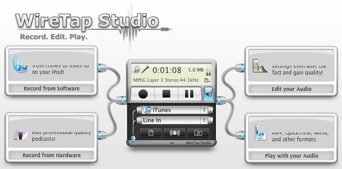 Wiretap Studio