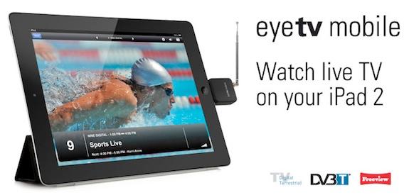 Elgato Eyetv Mobile For iPad 2
