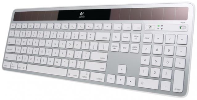 Logitech K750 Solar Powered Keyboard