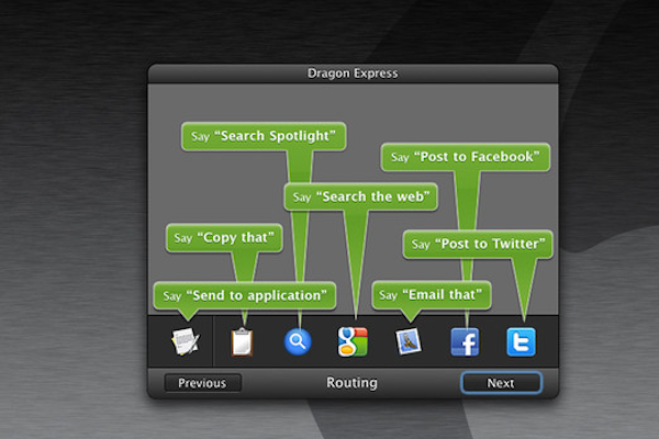 Dragon Express Commands