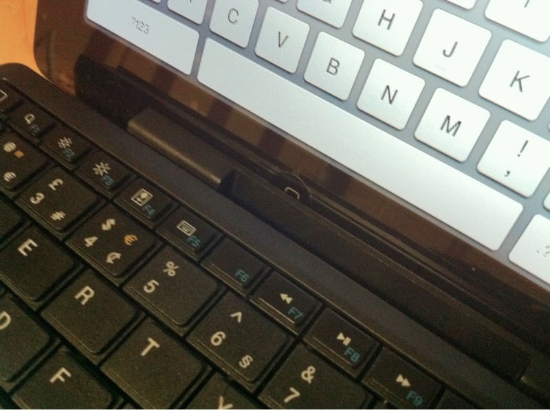 Xenta Bluetooth Keybord Blocking The Home Button