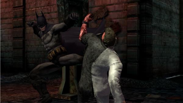 Batman Arkham City Lockdown -Combat With 2 Face