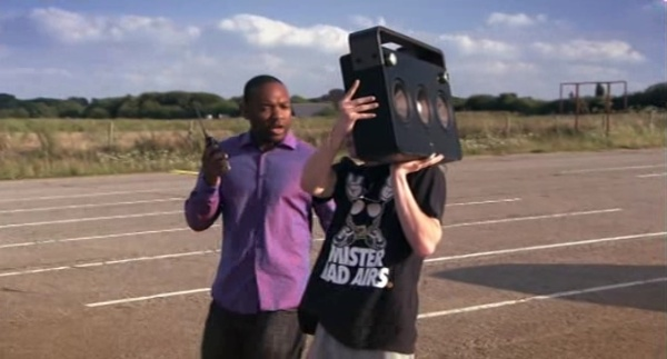 Gadget Geeks : Speaker Test Fail