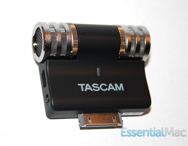 Tascam iM2 Digital Recorder Front View