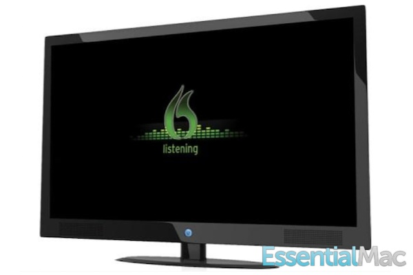 Nuance Dragon TV Made By LG