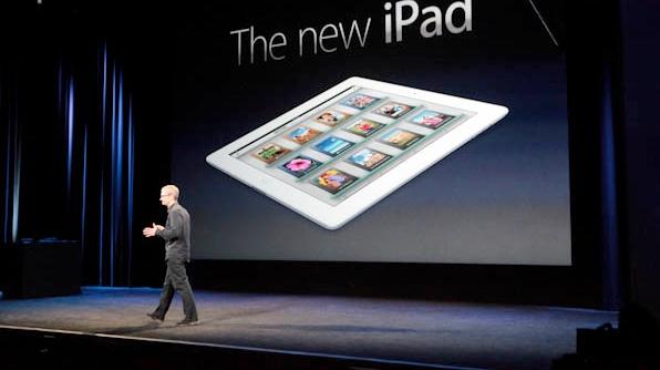 New iPad Available At Tesco