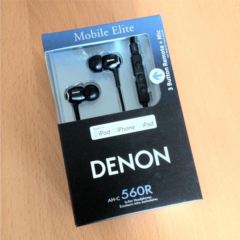 Denon AHC560R Box