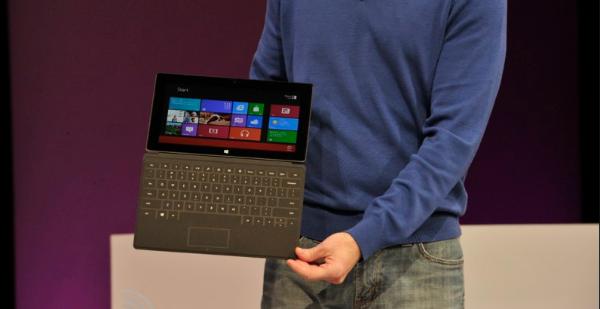 Microsoft Tablet