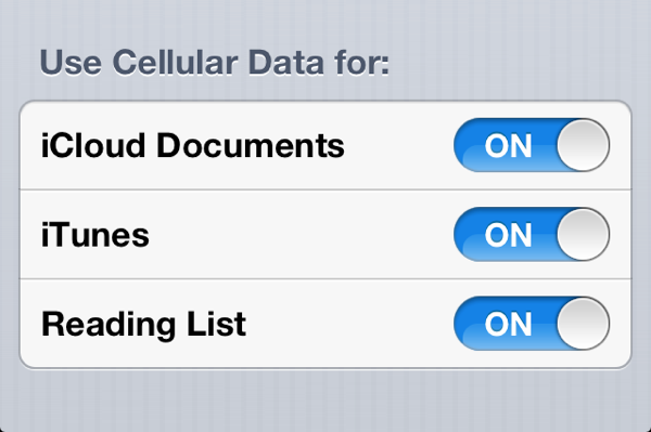 Ios 6 Offline Reading List