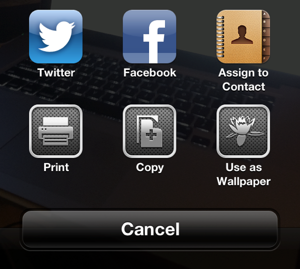 Ios 6 beta 2 new twitter Icon