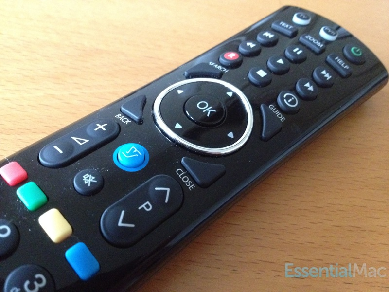 YouView Remote Far View