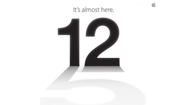 Apple 12th Event Logo