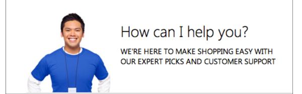 Microsofts Apple Store
