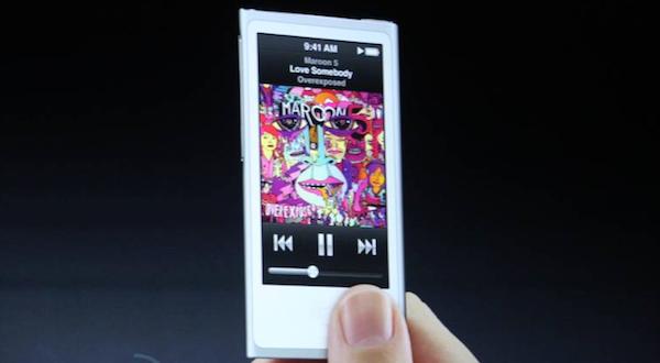 New 7th Generation iPod Nano