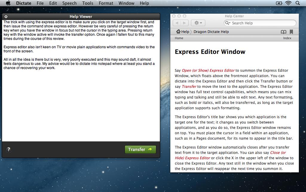 Dragon Express Editor Fail