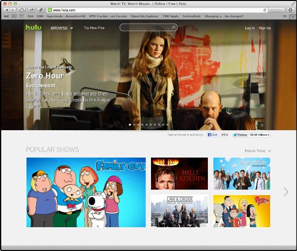 Hulu After IPVPN